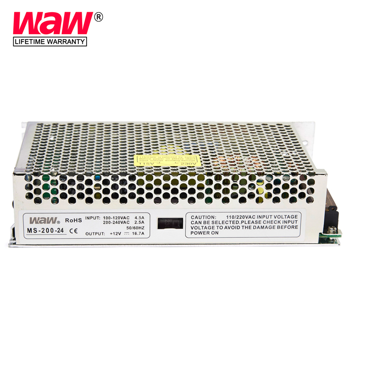 200W SWITCHING POWER SUPPLY